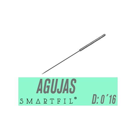 AGUJA 0,16