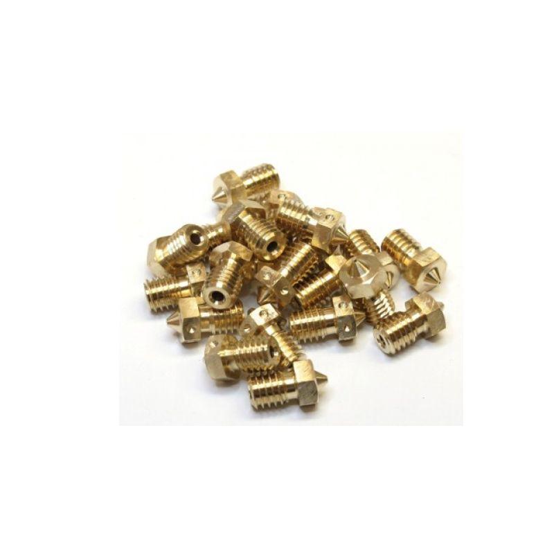 V6 Extra Nozzle Brass