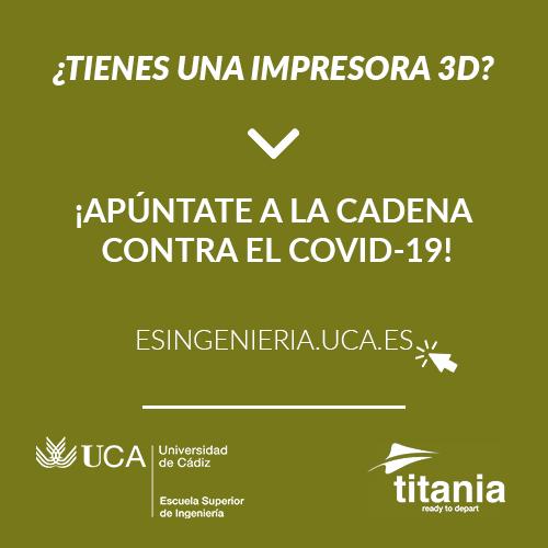 Universidad de Cádiz y Titania